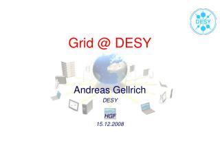 Grid @ DESY