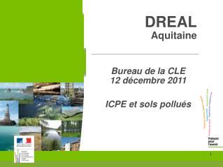 DREAL Aquitaine