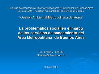 Facultad de Arquitectura, Diseño y Urbanismo - Universidad de Buenos Aires