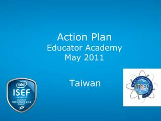 Action Plan  Educator Academy May 2011
