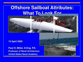 Offshore Sailboat Attributes: