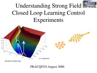 Understanding Strong Field Closed Loop Learning Control Experiments