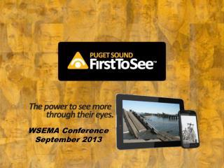 WSEMA Conference September 2013