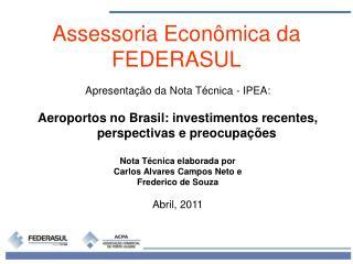 Apresentação da Nota Técnica - IPEA: