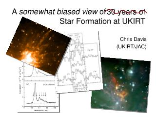 30 years of  Star Formation at UKIRT