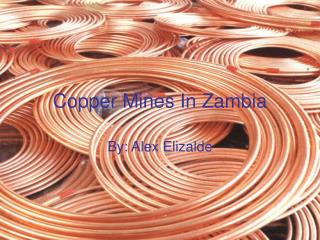 Copper Mines In Zambia