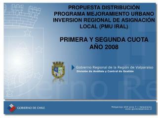 Gobierno Regional de la Región de Valparaíso
