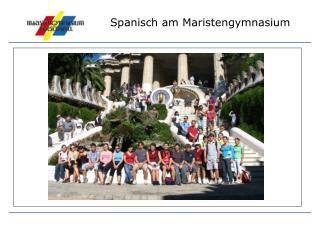 Bedeutung des Spanischen