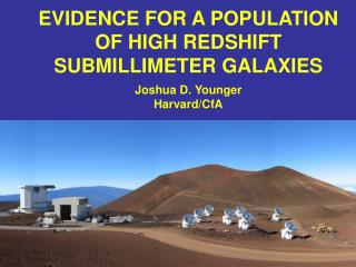 EVIDENCE FOR A POPULATION OF HIGH REDSHIFT SUBMILLIMETER GALAXIES