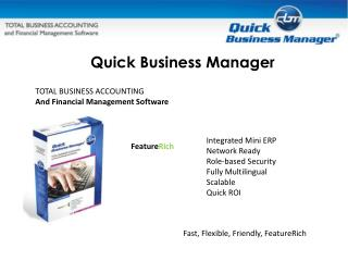 Quick Business Manager