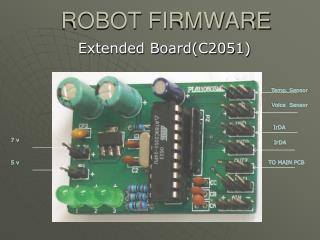 ROBOT FIRMWARE