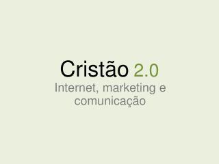 Cristão 2.0