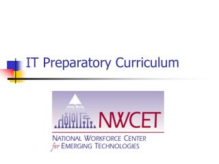 IT Preparatory Curriculum