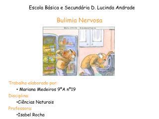 Escola Básica e Secundária D. Lucinda Andrade
