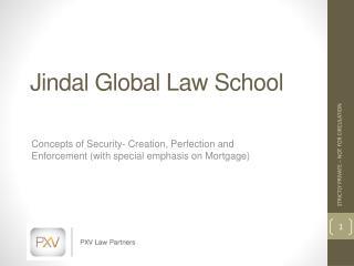 Jindal Global Law School