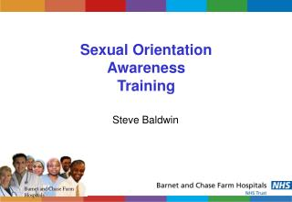 Sexual Orientation Awareness  Training