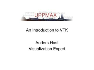 An Introduction to VTK