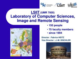 LSIIT  (UMR 7005) Laboratory of Computer Sciences, Image and Remote Sensing