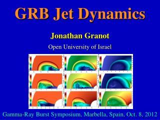 GRB Jet Dynamics