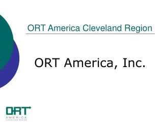 ORT America Cleveland Region