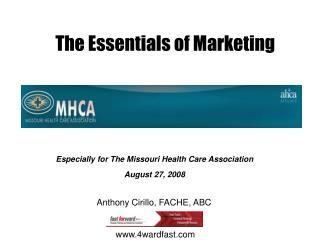 The Essentials of Marketing