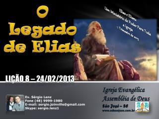 O Legado de Elias