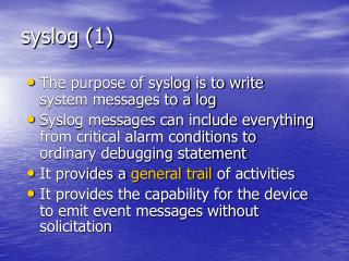 syslog (1)
