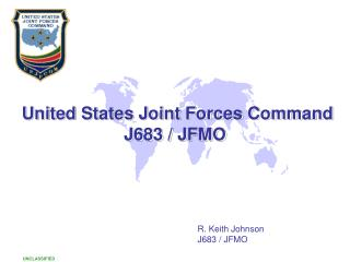United States Joint Forces Command J683 / JFMO