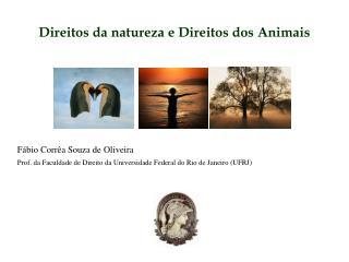 Direitos da natureza e Direitos dos Animais