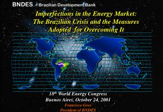 BNDES  -  Brazilian Development Bank