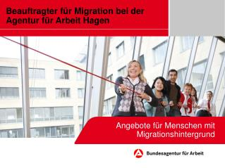 Angebote für Menschen mit Migrationshintergrund