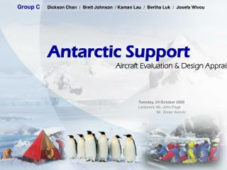 Antarctic Support