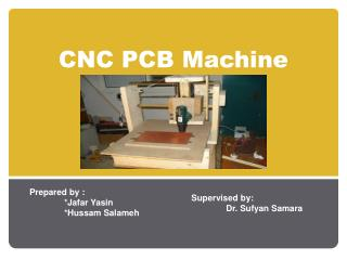 CNC PCB Machine