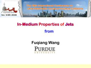 In-Medium Properties of Jets