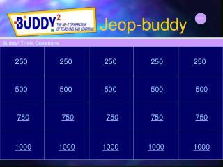 Jeop-buddy