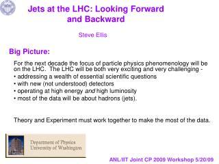 Jets at the LHC: Looking Forward  and Backward