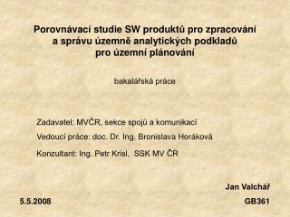 Jan Valchář GB361