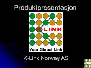 K-Link Norway AS