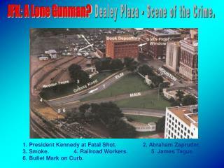 JFK: A Lone Gunman?