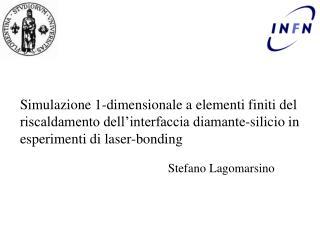 Stefano Lagomarsino