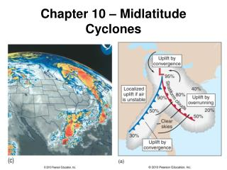 Chapter 10 – Midlatitude Cyclones