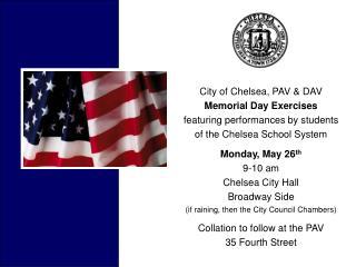 Memorial Day Invite
