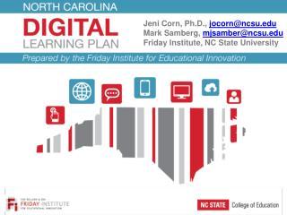 Jeni  Corn, Ph.D.,  jocorn@ncsu Mark Samberg,  mjsamber@ncsu