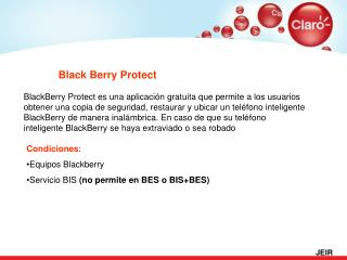 Black Berry Protect