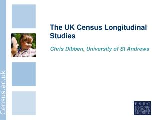 The UK Census Longitudinal Studies