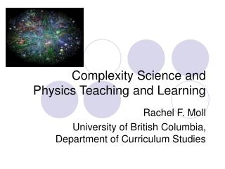 Complexity Science and