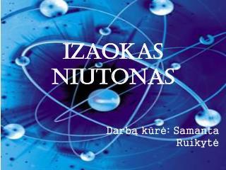 Izaokas Niutonas