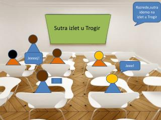 Sutra izlet u Trogir