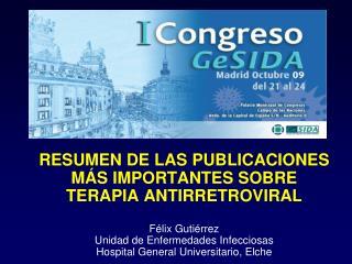 Criterios de selección Artículos  publicados  en 2009 Prioridad artículos españoles Contenidos