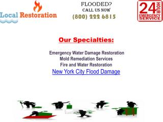 Local Restoration | Chicago Fire Damage Restoration